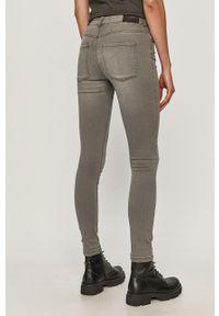 Szare jeansy Jacqueline de Yong