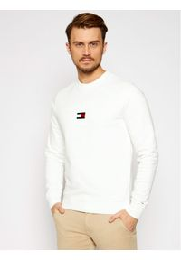 Biała bluza TOMMY HILFIGER