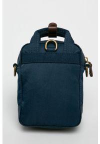 Niebieski plecak Doughnut
