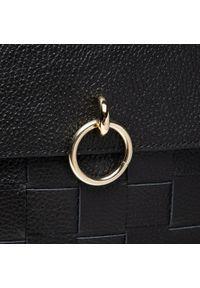 Creole - Plecak CREOLE - K10871 Czarny. Kolor: czarny. Materiał: skóra. Styl: klasyczny, elegancki