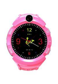 Różowy zegarek ART smartwatch