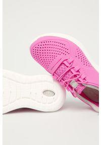 Buty sportowe Crocs na sznurówki, z cholewką