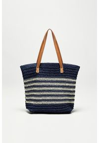 Niebieska torebka MOODO