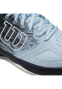 Niebieskie buty do tenisa Wilson