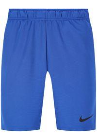 Niebieskie spodenki sportowe Nike Dri-Fit (Nike)