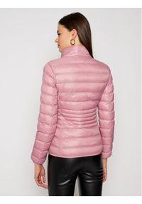Różowa kurtka przejściowa EA7 Emporio Armani