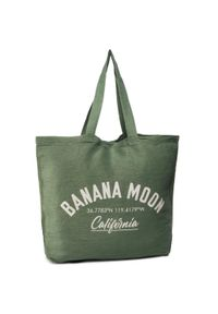 Zielona torebka klasyczna Banana Moon klasyczna