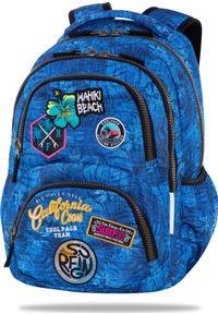 Niebieski plecak Coolpack