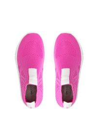 Geox - Sneakersy GEOX - J Aril G. A J02DLA 0006K C8002 Fuchsia. Okazja: na co dzień. Kolor: różowy. Materiał: materiał. Szerokość cholewki: normalna. Styl: casual