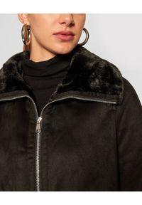 Czarna kurtka przejściowa Lauren Ralph Lauren