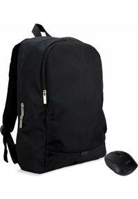 Czarny plecak na laptopa ACER