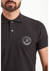 John Richmond Sport - POLO GERMANIA JOHN RICHMOND SPORT. Typ kołnierza: polo. Wzór: nadruk, jednolity. Styl: sportowy