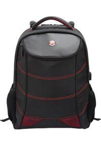 Czerwony plecak na laptopa BESTLIFE
