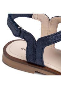 Niebieskie sandały Mayoral na co dzień, casualowe