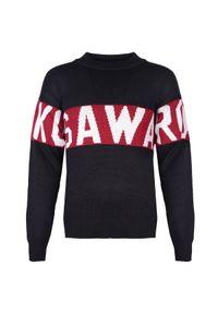 Takeshy Kurosawa Sweter. Okazja: na co dzień. Materiał: tkanina. Styl: casual