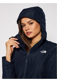 Niebieska parka The North Face