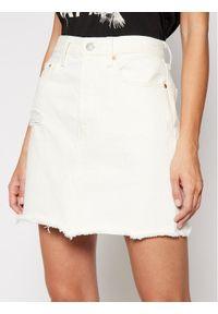 Biała spódnica jeansowa Levi's®