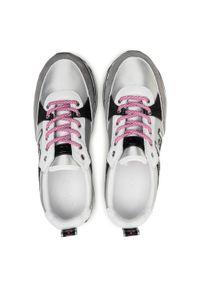 Liu Jo - Sneakersy LIU JO - Maxi Wonder 20 BA1063 PX137 Black 22222. Okazja: na spacer. Kolor: szary. Materiał: skóra, zamsz, materiał. Szerokość cholewki: normalna. Sezon: lato. Obcas: na koturnie. Wysokość obcasa: średni