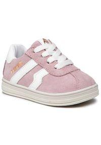 Primigi Sneakersy 737131 M Różowy. Kolor: różowy