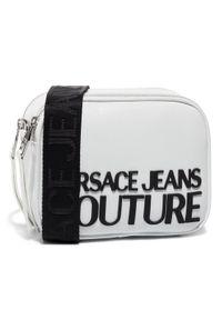 Biała listonoszka Versace Jeans Couture