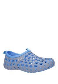 Casu - szare buty do wody casu 748. Kolor: niebieski, wielokolorowy, szary