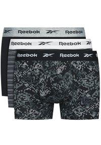 Bokserki Reebok Classic w kolorowe wzory