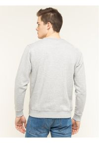 Pepe Jeans Bluza PM581140 Szary Regular Fit. Kolor: szary