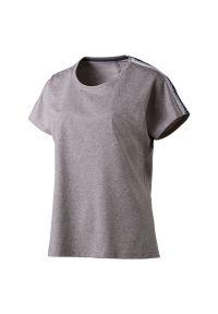 Koszulka Energetics Lorraine W 286039. Materiał: poliester, materiał, bawełna. Długość rękawa: krótki rękaw. Długość: krótkie