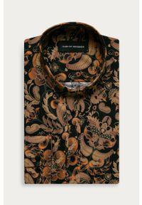 Wielokolorowa koszula Clean Cut Copenhagen button down, na co dzień, z długim rękawem, casualowa