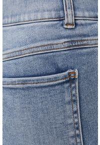 Spanx - Jeansy. Stan: podwyższony. Kolor: niebieski