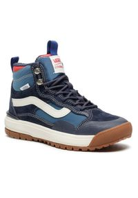 Vans Sneakersy Ultrarange Exo Hi VN0A4UWJ2WI1 Granatowy. Kolor: niebieski