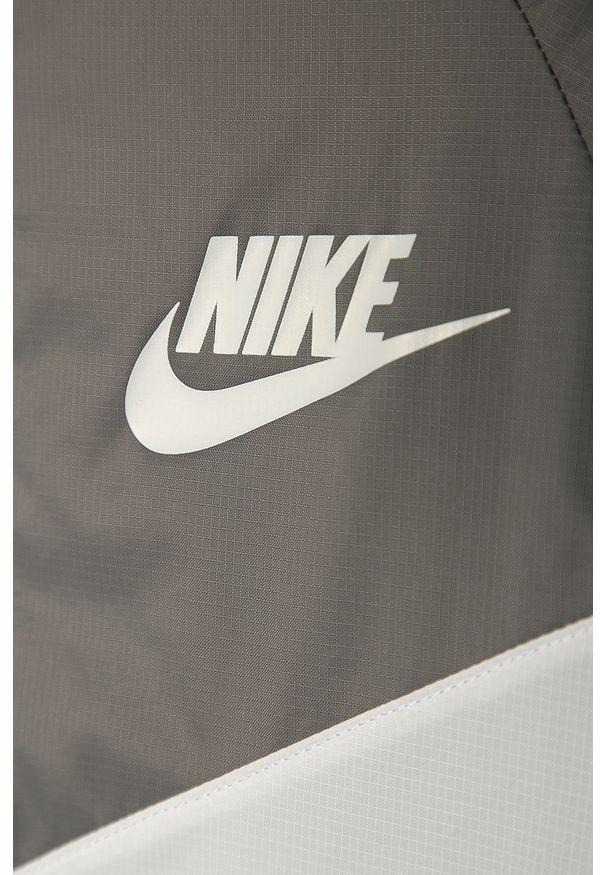 Wielokolorowa kurtka Nike Kids casualowa, z kapturem, na co dzień