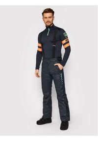 Niebieskie spodnie sportowe Rossignol narciarskie
