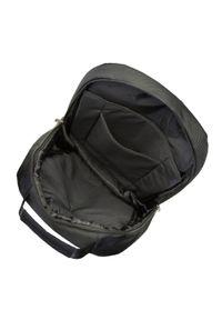 """Wittchen - Męski plecak na laptopa 15,6"""" z krytym suwakiem. Kolor: czarny. Materiał: poliester. Wzór: aplikacja. Styl: klasyczny, elegancki, casual #4"""