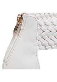 Białe sandały DeeZee eleganckie