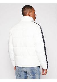 Biała kurtka puchowa Kappa