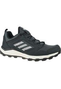 Buty do biegania Adidas na sznurówki, z cholewką