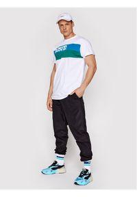 Prosto. - PROSTO. T-Shirt KLASYK Resk 1212 Biały Regular Fit. Kolor: biały