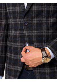 Pierre Cardin Marynarka Michel2 FF 62780/000/89009 Szary Regular Fit. Kolor: szary #7