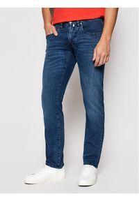 Niebieskie jeansy Pierre Cardin