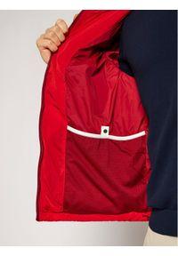 Czerwona kurtka puchowa Lacoste #6