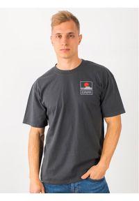 Edwin T-Shirt Sunset On Mt Fuji Ts I025881 TG372M4 EBN67 Szary Regular Fit. Kolor: szary