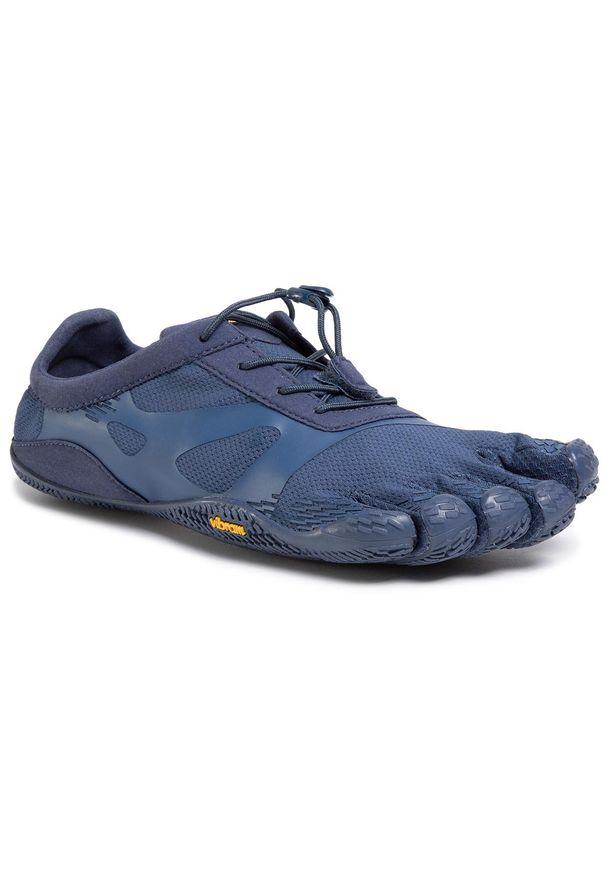 Niebieskie buty treningowe Vibram Fivefingers z cholewką, Vibram FiveFingers
