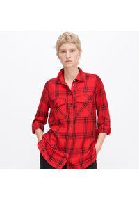 Czerwona koszula Reserved
