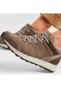 Brązowe buty trekkingowe Aku trekkingowe