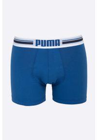 Niebieskie majtki Puma