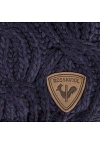 Niebieska czapka zimowa Rossignol