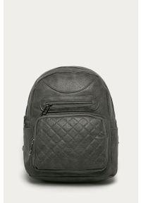 Szary plecak Answear Lab wakacyjny