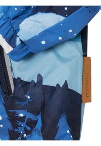 Reima Kurtka zimowa Ruis 511267 Niebieski Regular Fit. Kolor: niebieski. Sezon: zima
