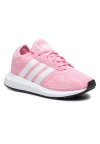 Adidas - adidas Buty Swift Run X C FY2164 Różowy. Kolor: różowy. Sport: bieganie
